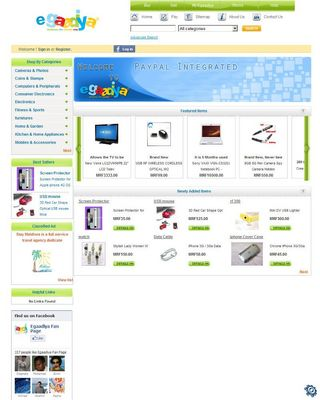 Product picture Ecommerce website which can bid ,sell and classifed